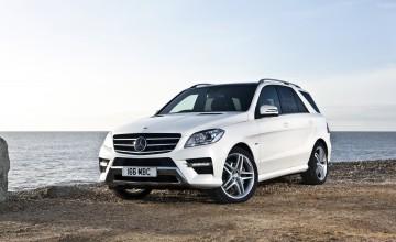 Mercedes-Benz ML 350 CDi BlueTEC Sport