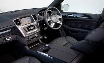 Mercedes-Benz ML350 BlueTEC 4MATIC Sport