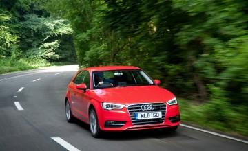 Audi's classy hatch