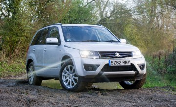 Suzuki Grand Vitara - Used Car Review