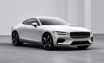 Polestar moves east with electric coupe