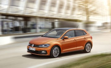 New Volkswagen Polo revealed