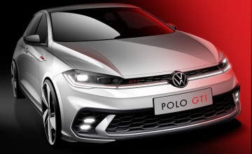 VW teases hot new Polo GTI