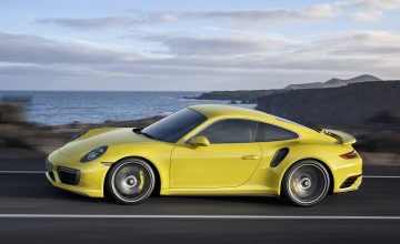 Porsche 911 gets more turbo power