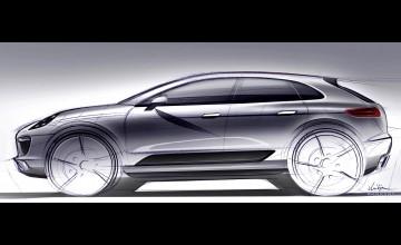 Tiger's neat for Porsche's new SUV