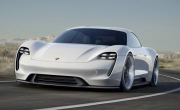 Porsche's electric Mission