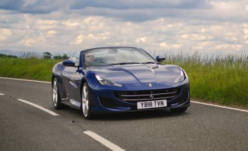 Ferrari Portofino a recipe for success