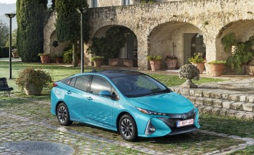 Solar power for pioneering Prius