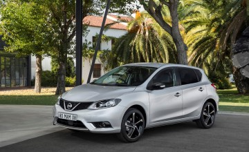 Nissan Pulsar turns on style