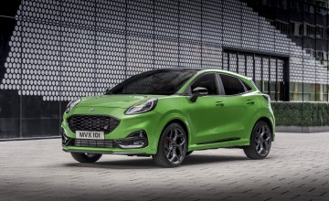 Ford Puma gets hot with ST model