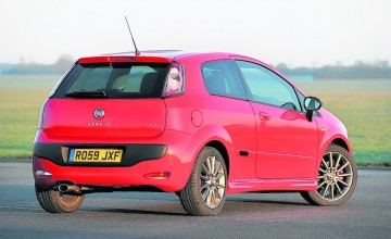 Fiat's Punto on Evo-lutionary road