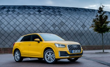 Audi's smallest SUV