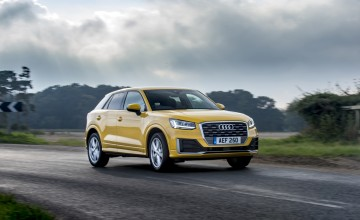Audi Q2 - small car named desire