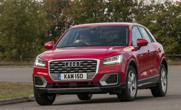 Audi Q2 makes crossovers premium