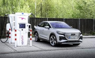 Audi accelerates EV plans
