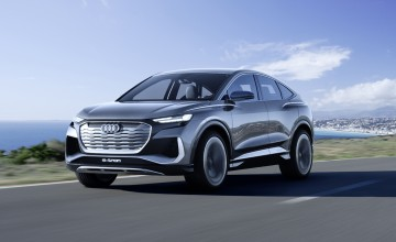 More clues to new Audi Q4 e-tron
