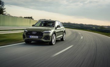 Q means quality with Audi Q5