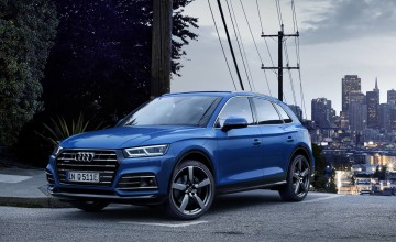 Audi plugs in with new Q5
