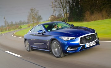 Infiniti gets sexy with new Q60 coupe