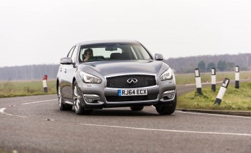 Infiniti Q70 - Used Car Review