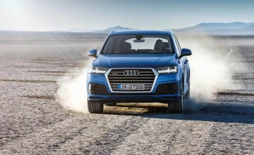 Audi Q7 goes high tech