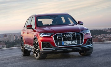 Audi updates large Q7 SUV
