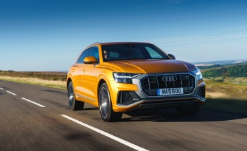 Audi Q8 - an SUV that's great