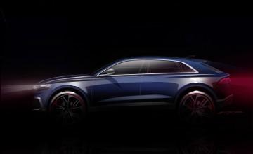 Audi Q8 a step closer
