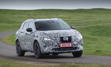 New Qashqai breaks cover
