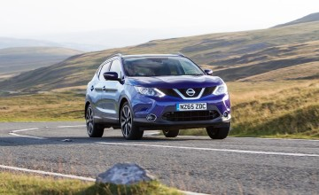 Latest Qashqai from Nissan
