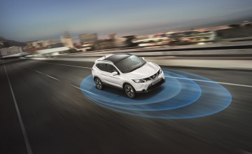 Nissan vision for high-tech cars