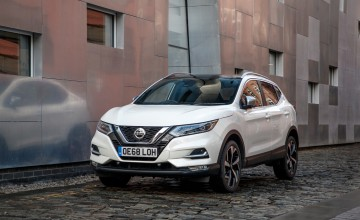 New petrol power for Nissan Qashqai