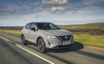 New engine boosts Nissan Qashqai