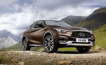 Infiniti QX30 prices announced for UK