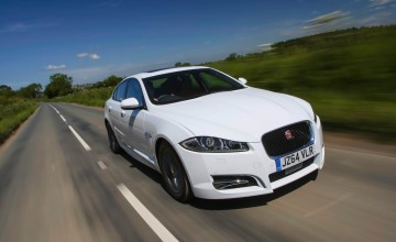 Jaguar XF is virtually faultless