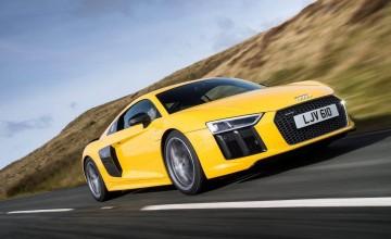 Audi R8 2015 - Review