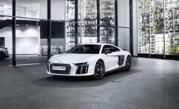 Special Audi R8 to mark race win