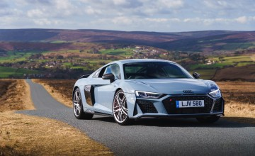 Audi R8 a supercar and grand tourer