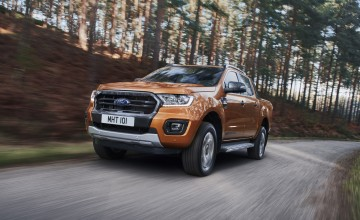 More kit and new engine for Ford Ranger
