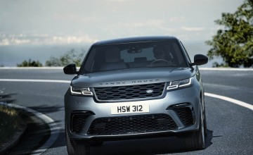 Smaller still beautiful with latest Velar