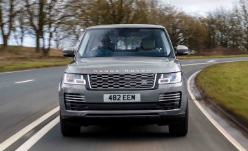 New engine for Range Rover