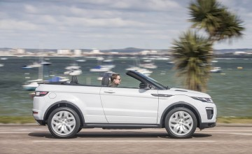 Evoque a soft-top for all reasons