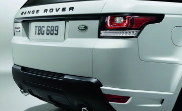 Land Rover loads up a Stealth bomber