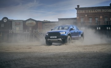 'Bad-ass' feel for special Ford Raptor