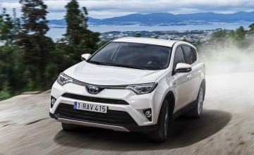 Toyota reveals RAV4 hybrid prices