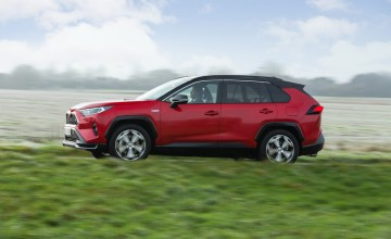 Plug-in power for Toyota RAV4
