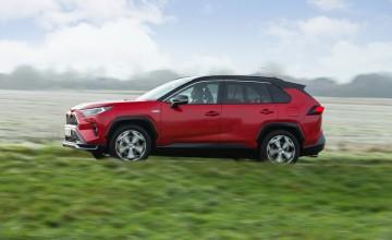 Plug-in power for Toyota RAV4