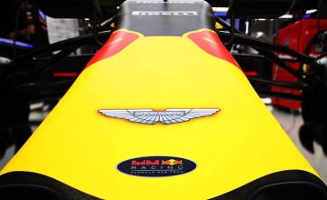 Aston Martin ties up with Red Bull F1 team