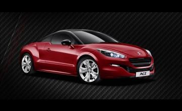Peugeot unveils a red-hot RCZ