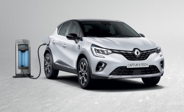 Renault launch first hybrids
